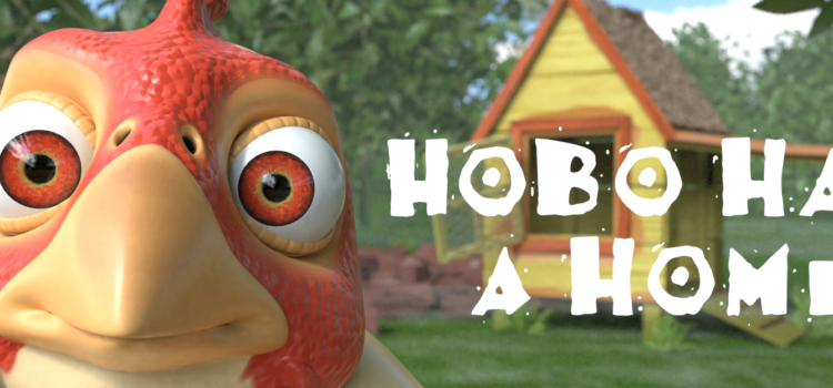 Hobo has a home on Sketchfab